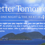 40% OFF* At Sheraton