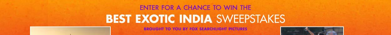 Best Exotic India