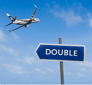 Double Miles – Anchorage To Los Angeles