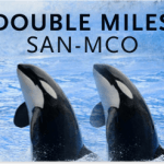 Double Miles – San Diego To Orlando