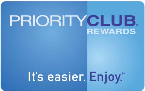 500 Free Priority Club Points