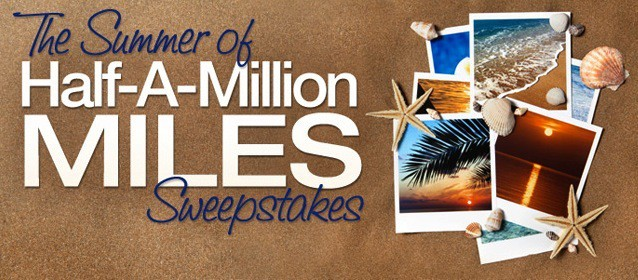 Summer of Half A Million Miles Sweepstakes