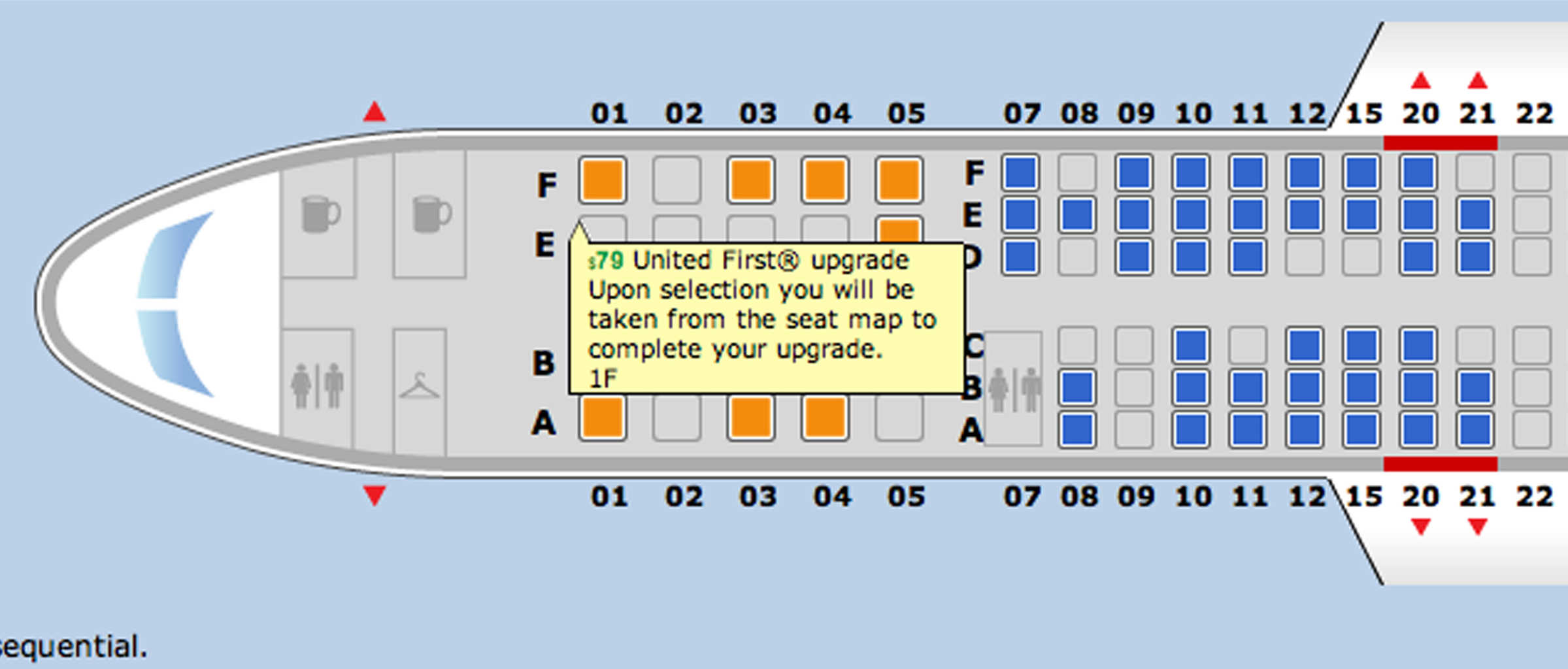 United F & E+ Paid Flight Upgrades – Worth It?
