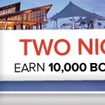 10,000 Points Per Two Night Stay