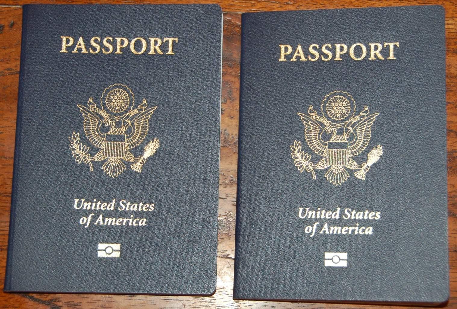 Lost Passports Or When Passports Wander Off