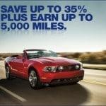 3,000 Bonus Miles
