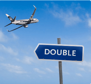 double miles portland to pasco alaska airlines pdx-psc