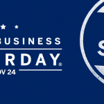 Get a $25 Statement Credit For Shopping On Small Business Saturday