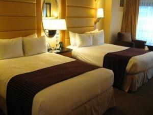 Hilton New York Double Room
