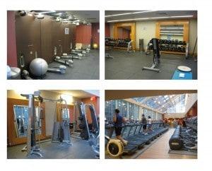 Hilton New York Gym