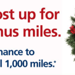 1,000 Bonus Miles