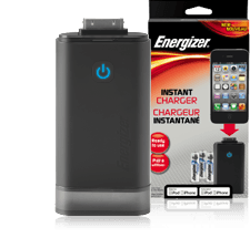 Top 5 Travel Gifts Under $25 Energizer Instant Charger For iPhone and iPod