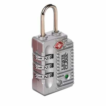 Top 5 Travel Gifts Under $25 Travel Sentry combination lock