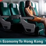 Premium Economy to Hong Kong for $1629