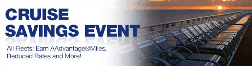 Up To 60,000 Bonus Miles For Cruising