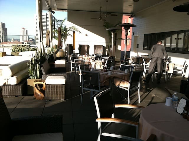 Andaz San Diego Andaz Rooftop