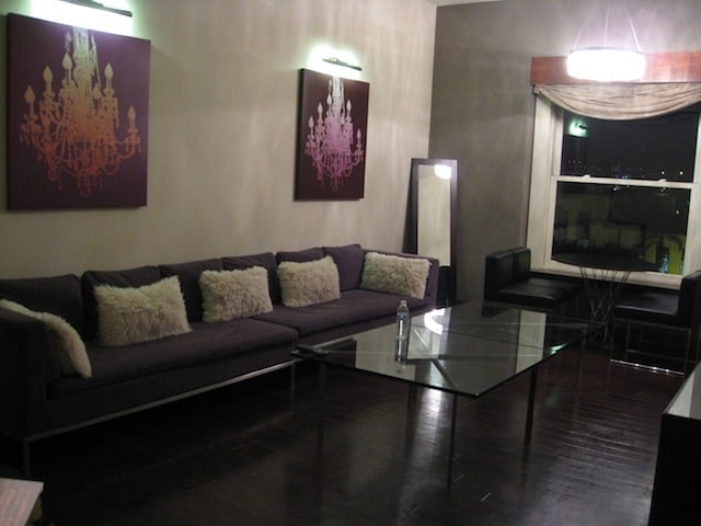 Andaz San Diego Extra Large Loft Living Room