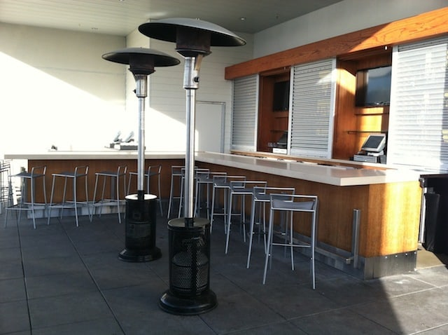 Andaz San Diego Ivy Rooftop bar