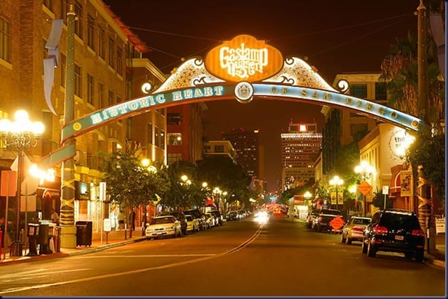 Best Bars in San Diego Gaslamp District