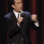 Friday Fun: Jerry Seinfeld On Airplane Travel