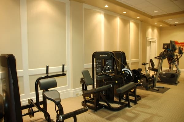 Fairmont Chateau Laurier Health Club Cytex Machines