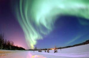 Someday Sunday Northern Lights Aurora Borealis