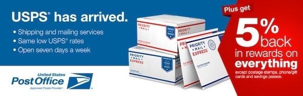 Get 5X Ultimate Rewards Shipping US Mail Traveling Well For Less