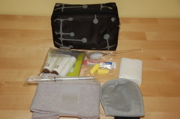 American Airlines First Class Amenity Kit American Airlines Amenity Kit