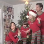 Best Christmas Card Ever - XMAS Jammies Traveling Well For Less