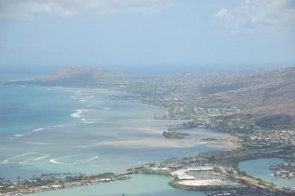 I hiked Koko Head Crater and lived, koko head trail, Oahu, Hawaii, hiking, Traveling Well For Less