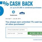 Did You Activate Your Chase Freedom 5% Cash Back Bonus?