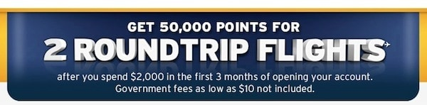 Southwest 50,000 Point Sign-up Credit Card Offer is Back Traveling Well For Less