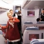 Friday Fun: Finnair Inflight Bollywood Dance