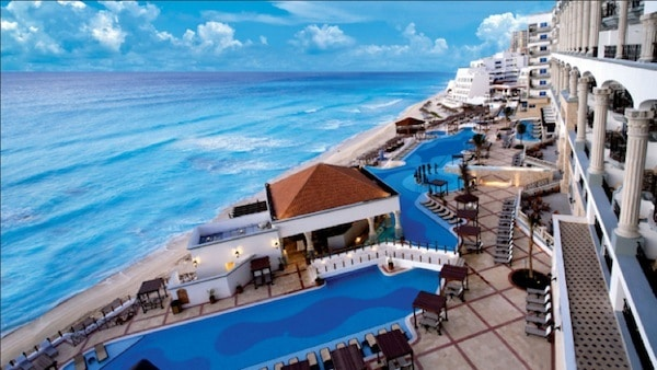 How to Pay Less Points Using the Hyatt Trick Hyatt Zilara Cancun Traveling Well For Less