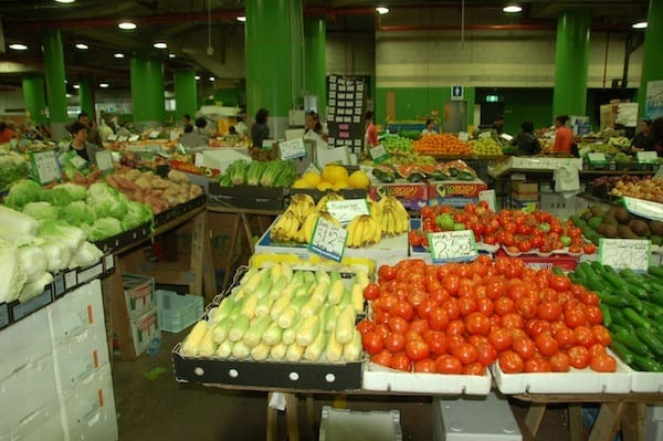 Tricks to Save Money on Vacation meals farmers markets Traveling Well For Less