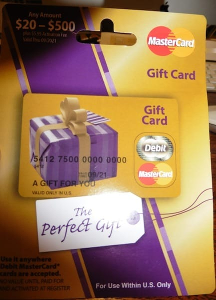 Buy a $100 Gift Card, Win a $500 Gift Card Traveling Well For Less