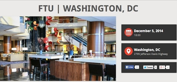 FTU Washington DC 2014 Traveling Well For Less
