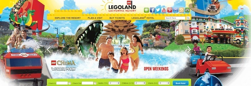Kids free at Legoland Traveling Well For Less