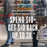 Register Your American Express Cards to Get $10 Back