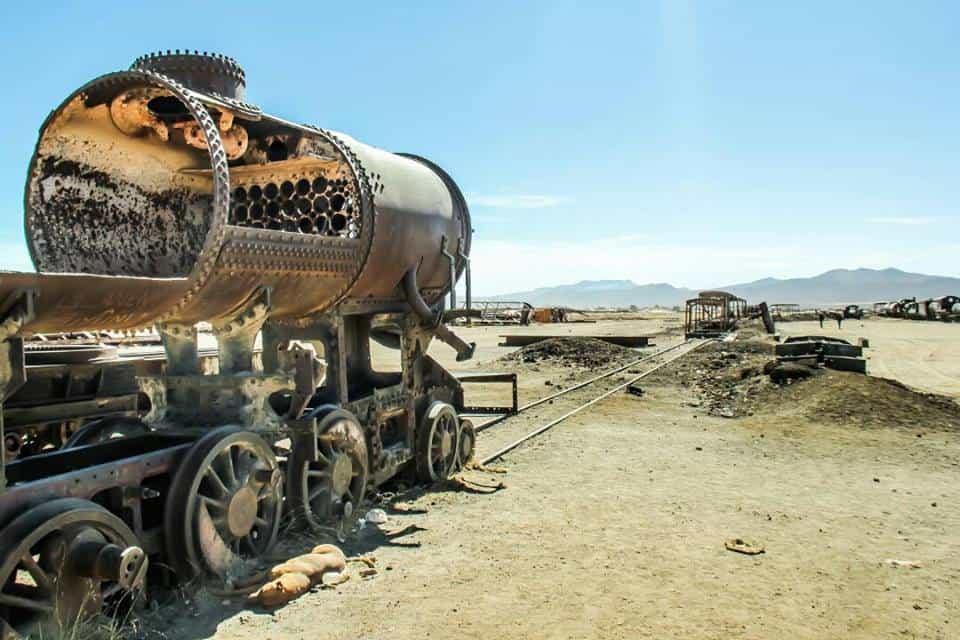 Salar De Uyuni, Bolivia Traveling Well For Less