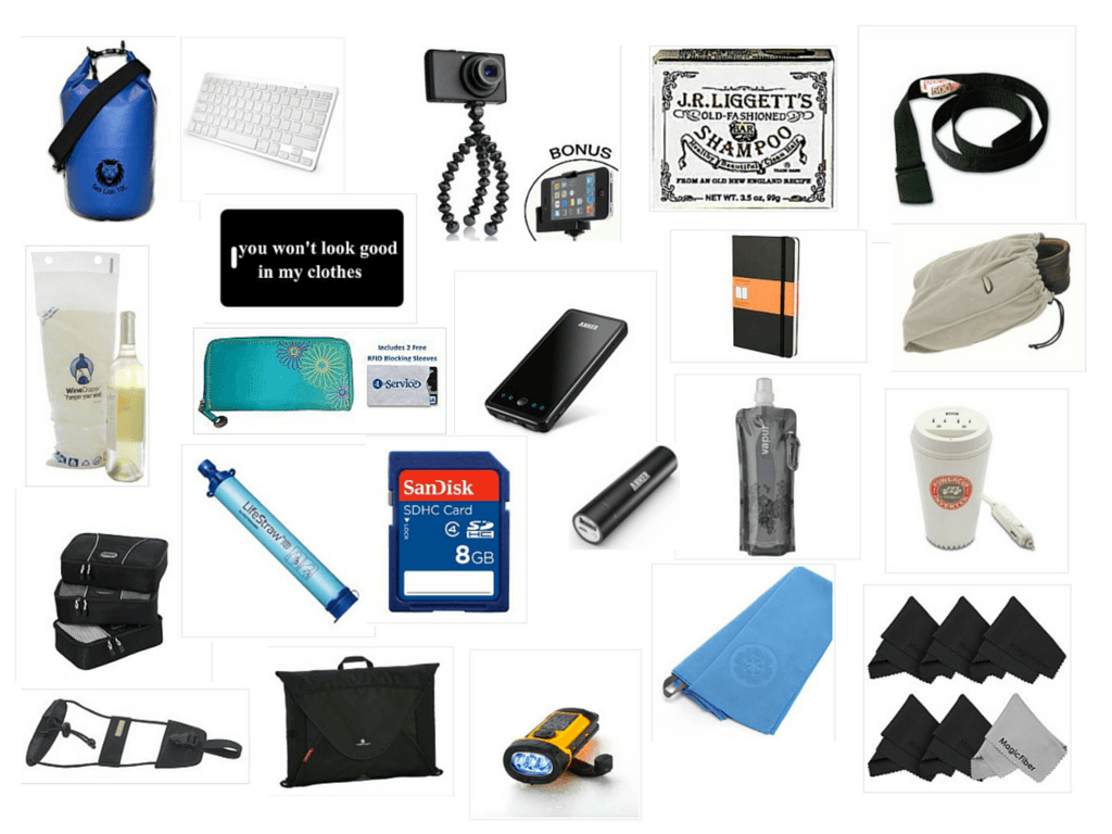 Top 25 travel gifts for $25 Traveling Well For Less
