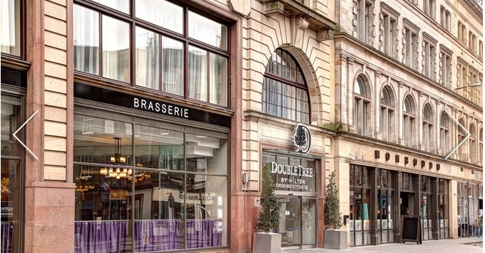 Doubletree by Hilton The Point Hotel in Edinburgh Traveling Well For Less