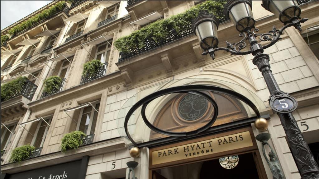 Park Hyatt Paris Vendome Traveling Well For Less