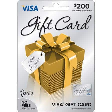 Walmart Visa gift cards Traveling Well For Less