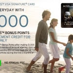 50,000 Hilton Points, 2,000 Miles, and More!