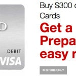 Get a $20 Visa Gift Card When You Buy $300 in Visa Gift Cards