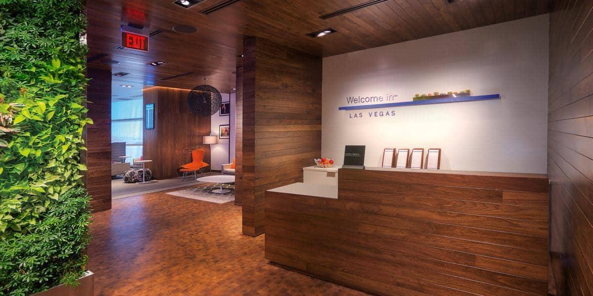 Amex Centurion Lounge Entry