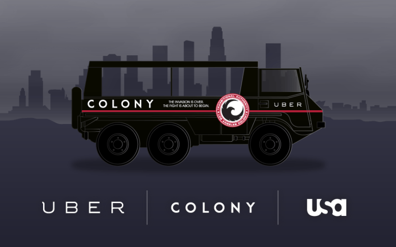 Free Uber rides during Comic Con