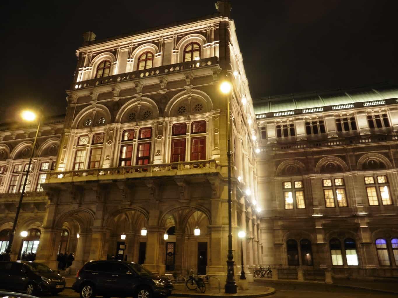 Vienna State Opera House Wiener Staatsoper