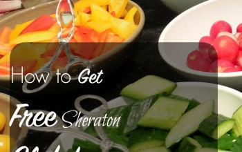 How to Get Free Sheraton Club Lounge Access